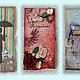 """Открытки на все случаи жизни ручной работы. Ярмарка Мастеров - ручная работа. Купить шоколадницы """"Подарочное трио"""". Handmade. Шоколад, открытка"""