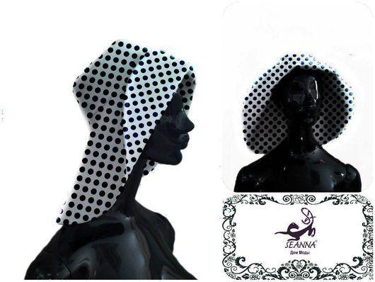 """Шляпы ручной работы. Ярмарка Мастеров - ручная работа. Купить Шляпа в любом цвете на любой размер """"Горох"""" в разных цветах. Handmade."""