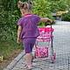 Одежда для девочек, ручной работы. Болеро вязаное ажурное для девочки. Natalia (Natalia1045). Интернет-магазин Ярмарка Мастеров. Розовый