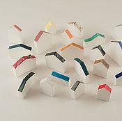 Для дома и интерьера ручной работы. Ярмарка Мастеров - ручная работа Декоративные мини домики для интерьера. Handmade.
