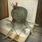 Куклы и игрушки handmade. Livemaster - original item Lord of the sea depths. Handmade.