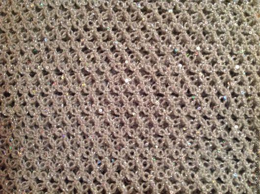 Шарфы и шарфики ручной работы. Ярмарка Мастеров - ручная работа. Купить Шарф снуд. Handmade. Серый, шарф вязаный, снуд