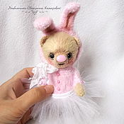 Stuffed Toys handmade. Livemaster - original item Tutti (repeat). Handmade.