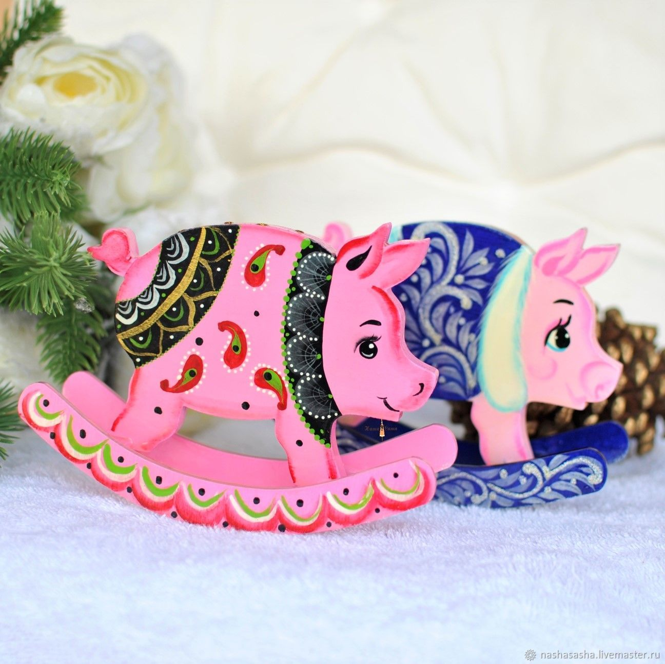 Souvenir Pig Symbol Of The Year 2019 Shop Online On Livemaster