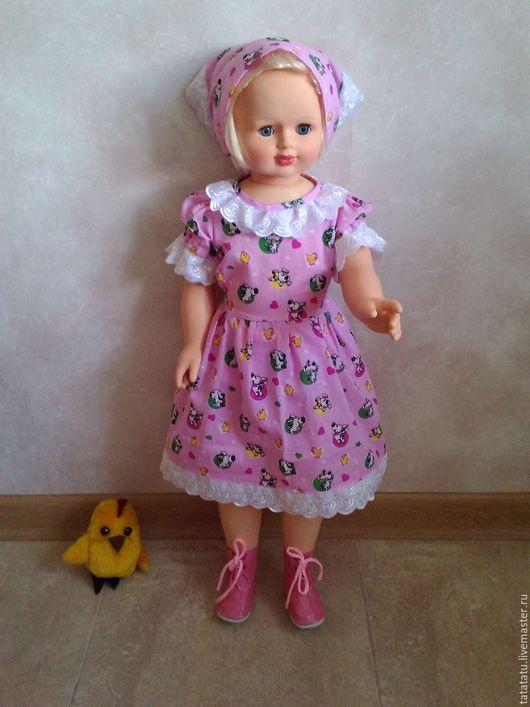 Одежда для девочек, ручной работы. Ярмарка Мастеров - ручная работа. Купить Платье–боди для самых маленьких (длина боди 40 см). Handmade.