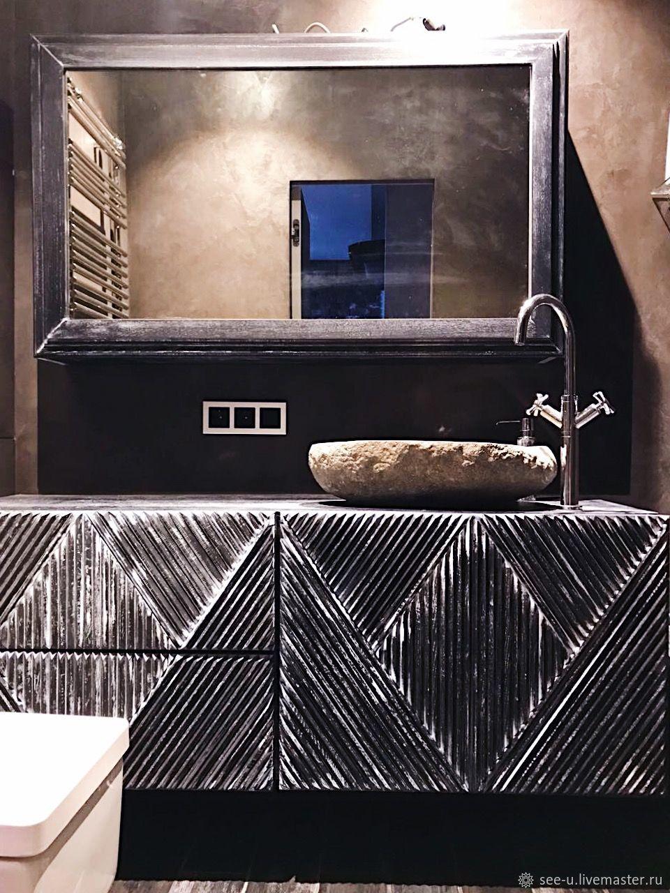 Тумба в ванную комнату своими руками фото 679