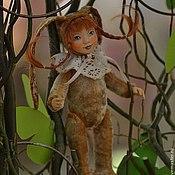 Куклы и игрушки ручной работы. Ярмарка Мастеров - ручная работа В волшебном лесу. Handmade.