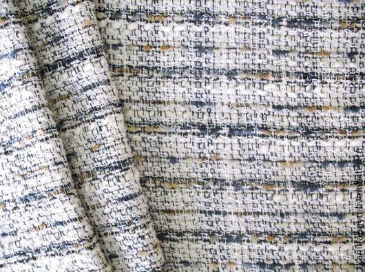 Шитье ручной работы. Ярмарка Мастеров - ручная работа. Купить Ткань Chanel (много цветовых решений). Handmade. Комбинированный, твид
