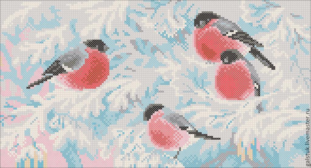 Купить Схема для вышивания