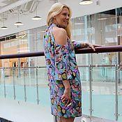 Одежда handmade. Livemaster - original item Dress made of natural silk