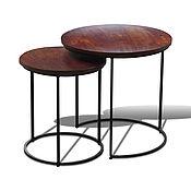 Для дома и интерьера handmade. Livemaster - original item Set of tables INDU AHRO. Handmade.