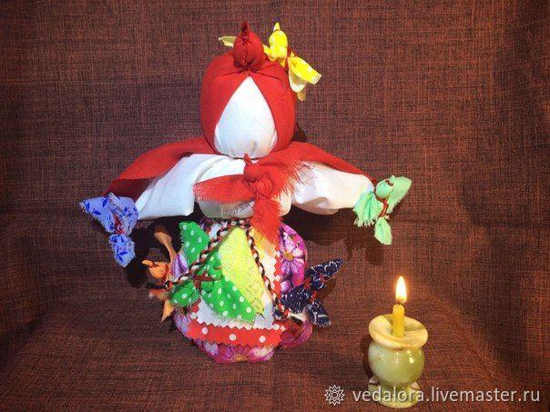 Ritual doll is the Joy Bird, Folk Dolls, Salavat,  Фото №1