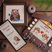 Для дома и интерьера handmade. Livemaster - original item Gifts for the home. Handmade.