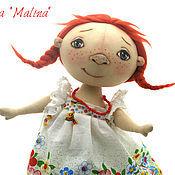 Куклы и игрушки ручной работы. Ярмарка Мастеров - ручная работа Наша Маша!!! или Ура лето!!!. Handmade.