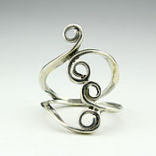 Украшения handmade. Livemaster - original item 925 sterling silver Tenderness ring. Handmade.
