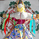 Order Mardi Gras doll is a talisman for the house of bast. EzoNatureLife. Livemaster. . Doll amulet Фото №3