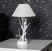 Для дома и интерьера handmade. Livemaster - original item Lamp White light. Handmade.