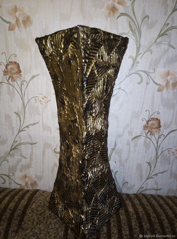 Напольная ваза, Вазы, Пестово,  Фото №1