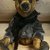Куклы и игрушки ручной работы. Ярмарка Мастеров - ручная работа Медведь Захар. Handmade.