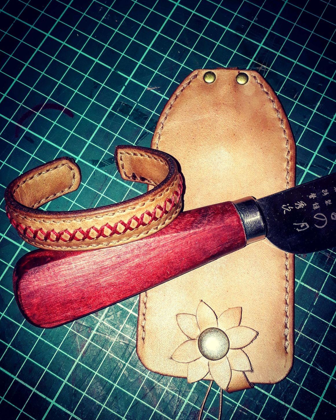Ключьница кожанная ручной работы, Ключницы, Барнаул, Фото №1