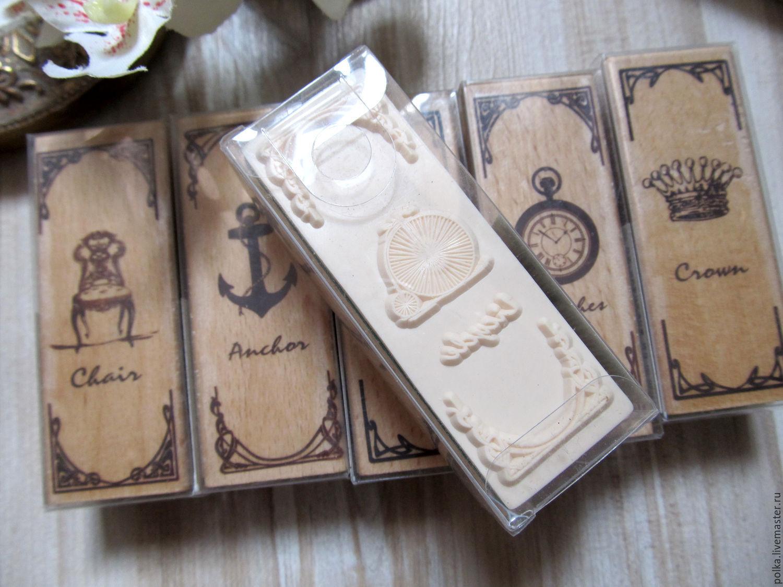 Штампы для скрапбукинга открытки