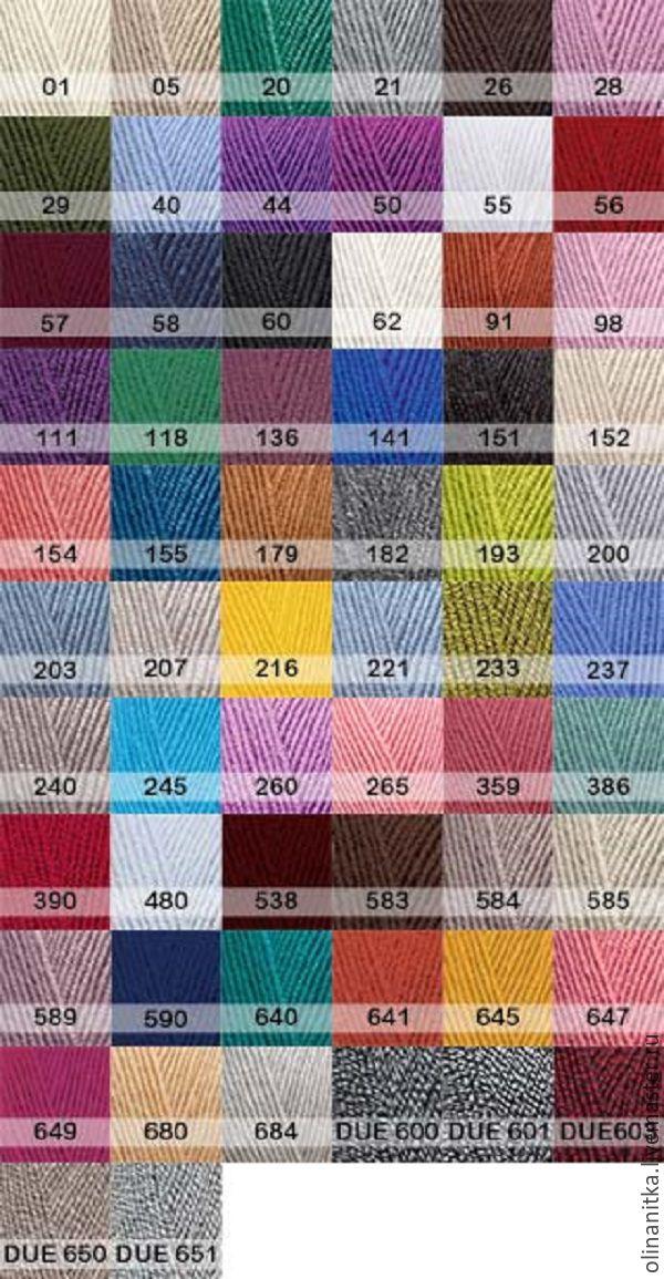 ютуб вязание пряжа ализе