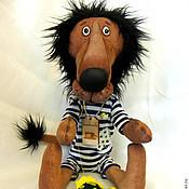 Куклы и игрушки ручной работы. Ярмарка Мастеров - ручная работа Лев Бонифаций. Handmade.