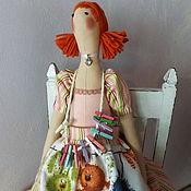 Куклы и игрушки ручной работы. Ярмарка Мастеров - ручная работа Кукла-Тильда  Банный день. Handmade.
