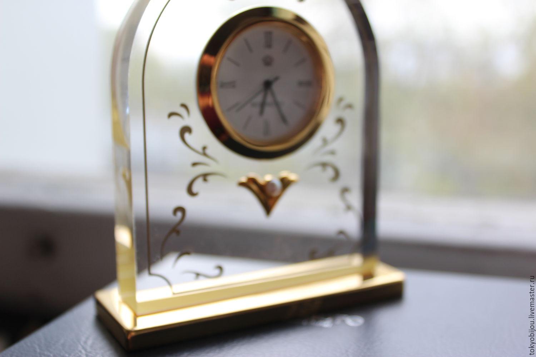 Настольные часы - отличный подарок руководителю! статьи и