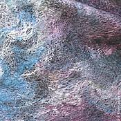 Аксессуары ручной работы. Ярмарка Мастеров - ручная работа Шарф Палантин Паутинка валяный ручной работы Flavie. Handmade.
