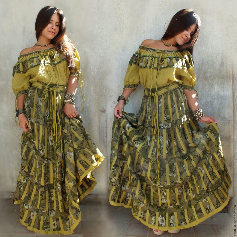 e438f7b16b9 Бохо-костюм или платье