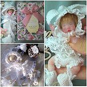 """Куклы и игрушки ручной работы. Ярмарка Мастеров - ручная работа """"Ангельский"""" для пупсов. Handmade."""