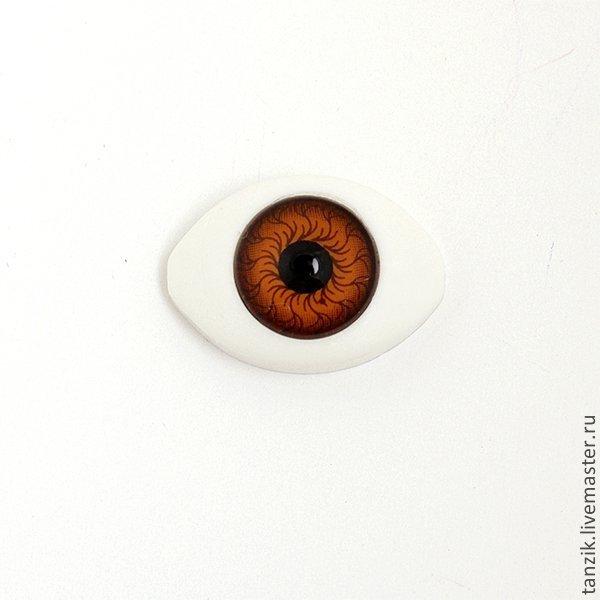 Глазки рыбки  -15 мм, Фурнитура для кукол и игрушек, Краснодар,  Фото №1
