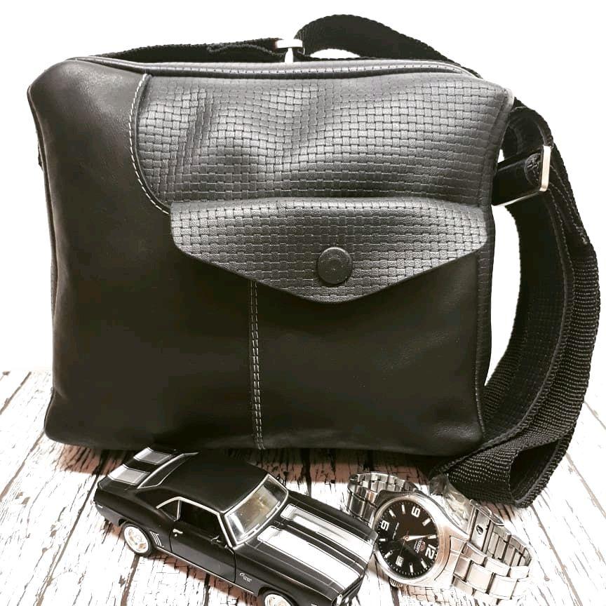 71fcc5e65ddd Мужские сумки ручной работы. Ярмарка Мастеров - ручная работа. Купить  Стильная кожаная сумка.