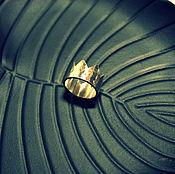 Украшения ручной работы. Ярмарка Мастеров - ручная работа Серебряное кольцо Корона. Handmade.