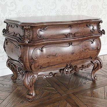 Мебель ручной работы. Ярмарка Мастеров - ручная работа Комод из бука (№047). Handmade.