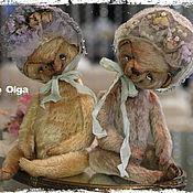 Куклы и игрушки ручной работы. Ярмарка Мастеров - ручная работа Беатриче и Венеция. Handmade.