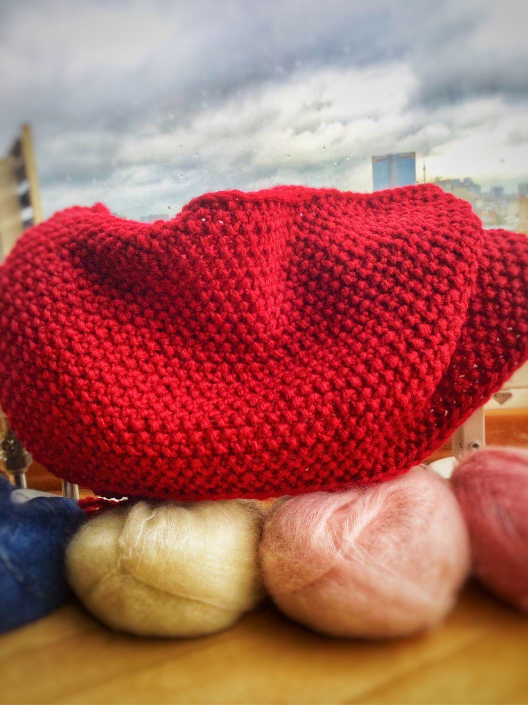 Вязаный шарф-суд или обычный шарф, Шарфы, Москва,  Фото №1
