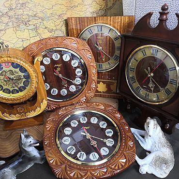 Советские часы продам настольные ломбард в купить швейцарские часы москве
