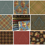 Ткани ручной работы. Ярмарка Мастеров - ручная работа Коллекция WHARTON, Windham Fabrics. Handmade.