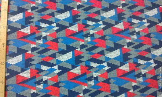 Ткань курточная 240Т DOBBY TRONGEE Мембрана Рисунок `Ромбы №3`