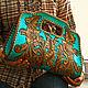 Order Leather women's bag 'Elegant shopper'. schwanzchen. Livemaster. . Classic Bag Фото №3