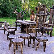 Кресла ручной работы. Ярмарка Мастеров - ручная работа Кресла: Мебель,предметы интерьера/экстерьера из массива. Handmade.