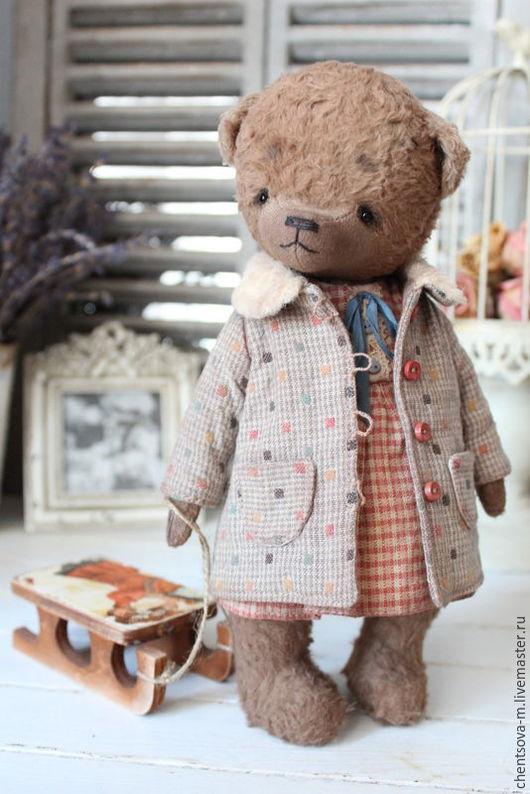 Мишки Тедди ручной работы. Ярмарка Мастеров - ручная работа. Купить Сима... Handmade. Мишка тедди, мишка-тедди