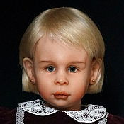 Куклы и игрушки ручной работы. Ярмарка Мастеров - ручная работа ЕВА  65 СМ. Handmade.
