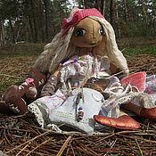 Для дома и интерьера ручной работы. Ярмарка Мастеров - ручная работа Интерьерная кукла Соня. Handmade.