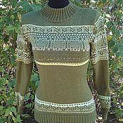"""Одежда ручной работы. Ярмарка Мастеров - ручная работа Свитер """"На каждый день"""". Handmade."""