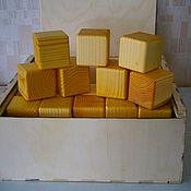 Cubes and books handmade. Livemaster - original item cubes. Handmade.