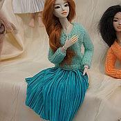 Куклы и игрушки ручной работы. Ярмарка Мастеров - ручная работа фарфоровые шарнирные куклы. Handmade.