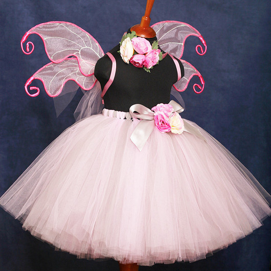 """Карнавальные костюмы ручной работы. Ярмарка Мастеров - ручная работа. Купить """"Фея розовой дымки"""" карнавальный костюм пачка, крылья, ободо. Handmade."""